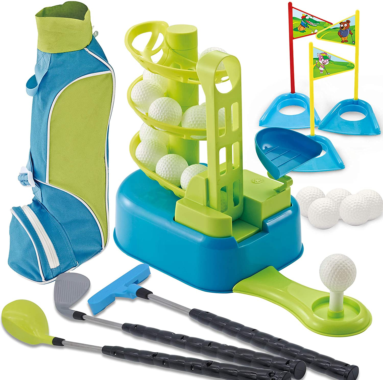 gifts-for-4-year-old-girls-golf-set
