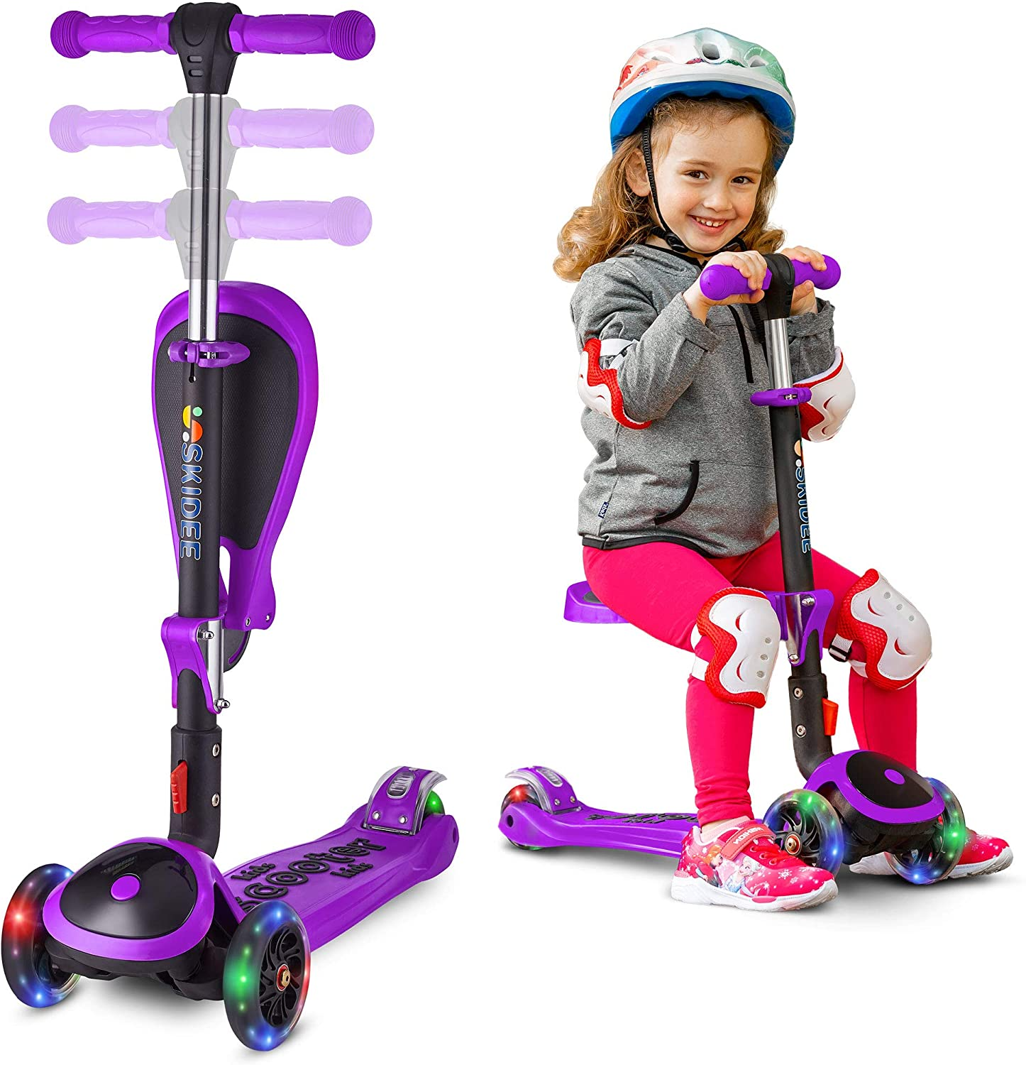 gifts-for-4-year-old-girls-scooter