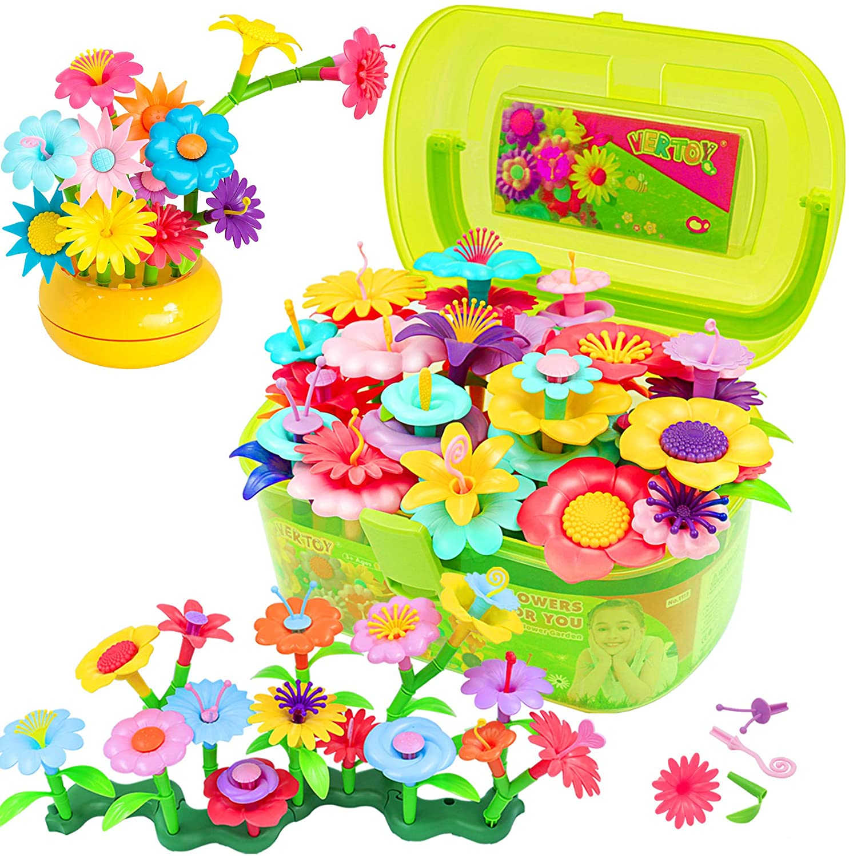 gifts-for-4-year-old-girls-STEM-flower-garden
