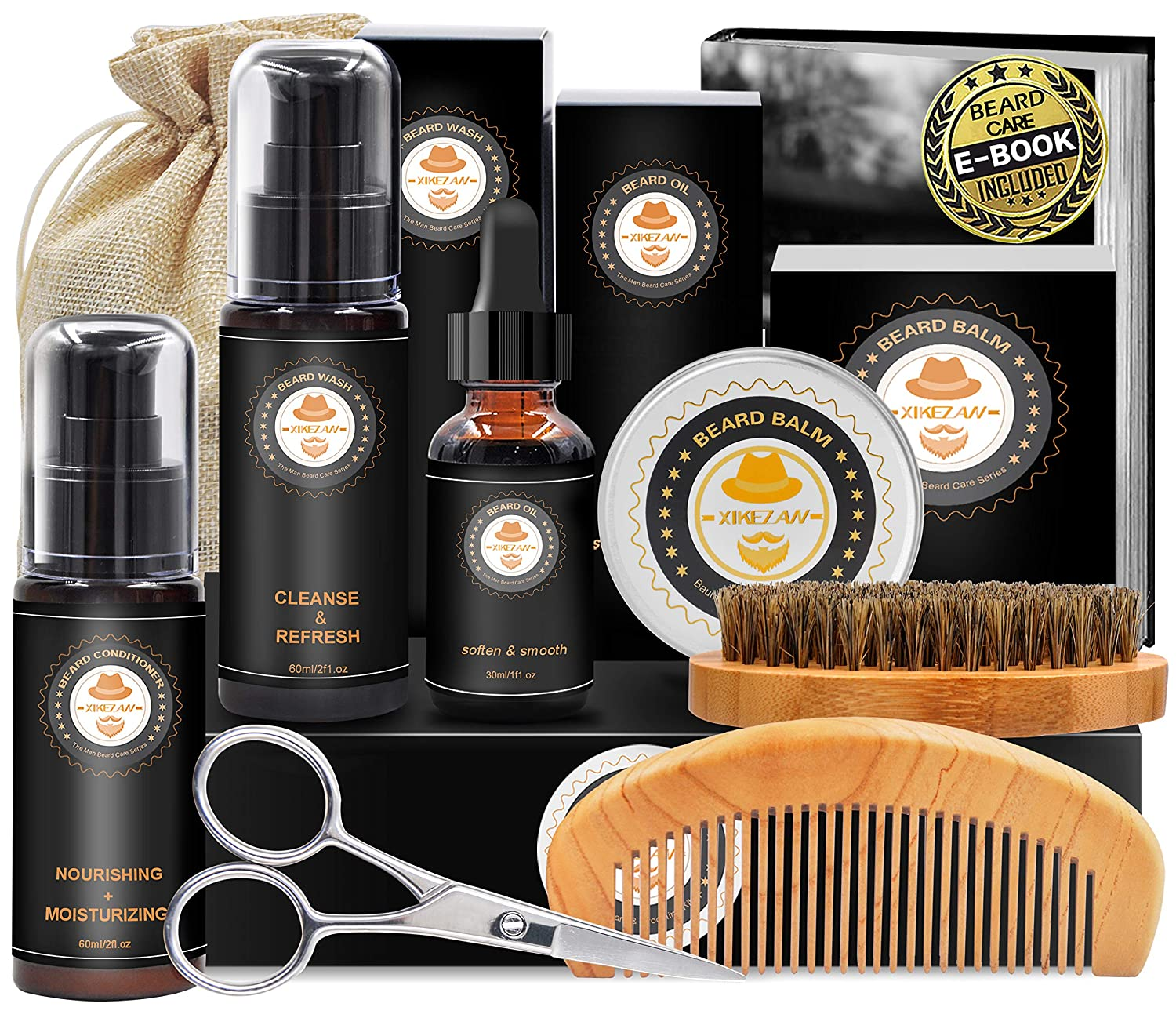 gifts-for-dad-from-daughter-beard-grooming-kit