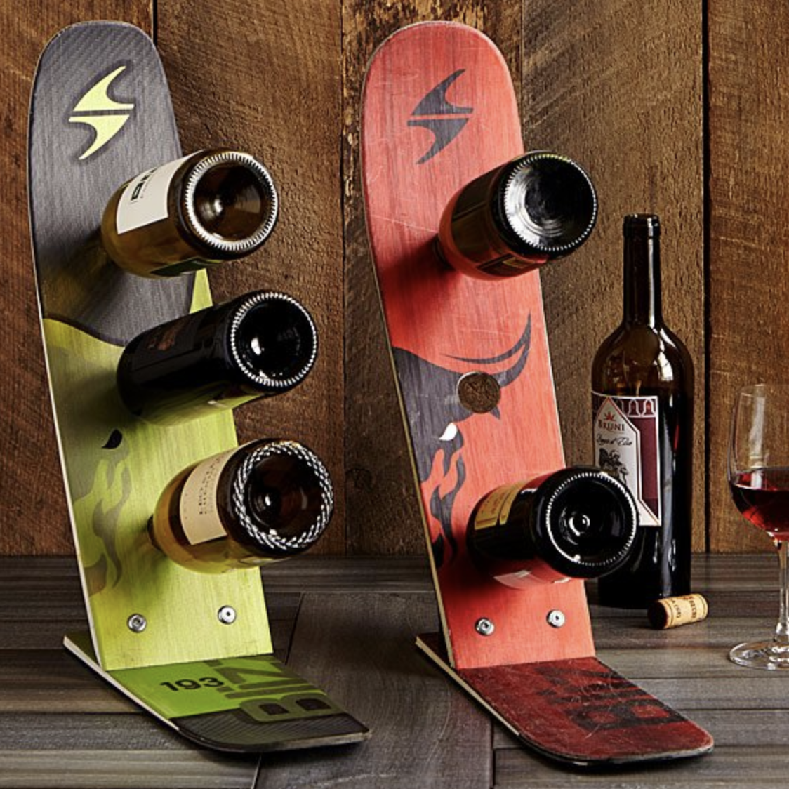 gifts-for-skiers-wine-rack