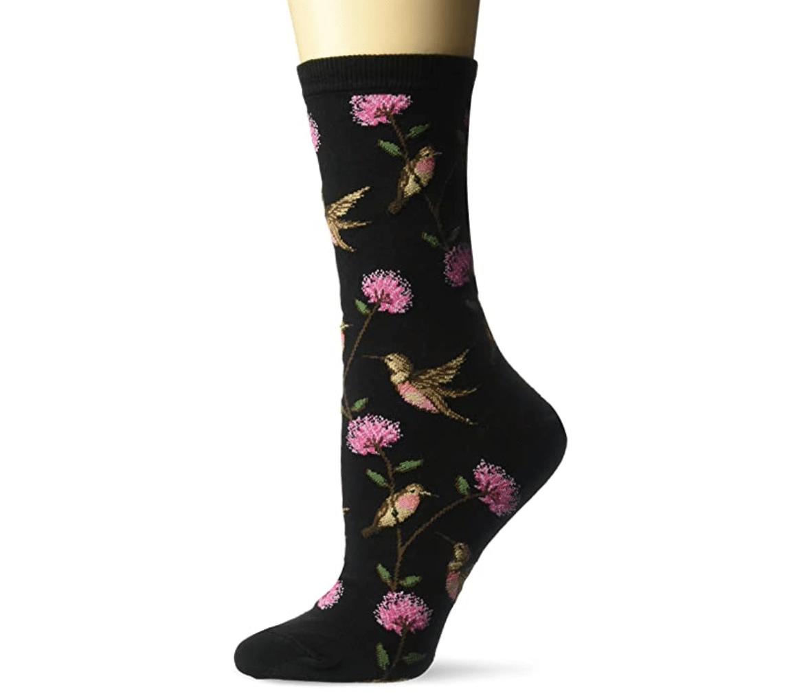 hummingbird-gifts-socks
