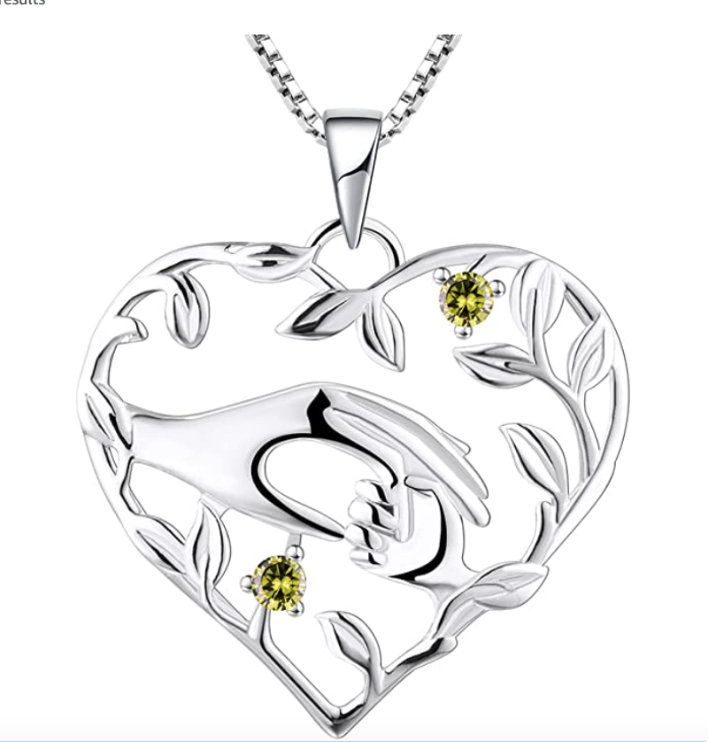gifts-for-mom-from-daughter-mother-and-child-necklace