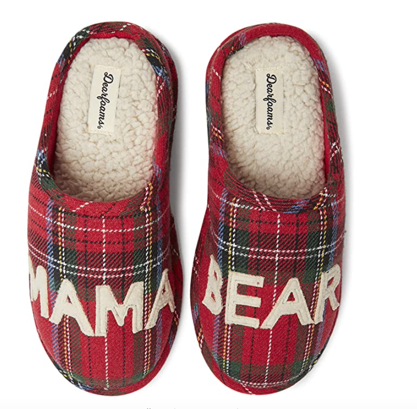 gifts-for-mom-from-daughter-mama-bear-slippers
