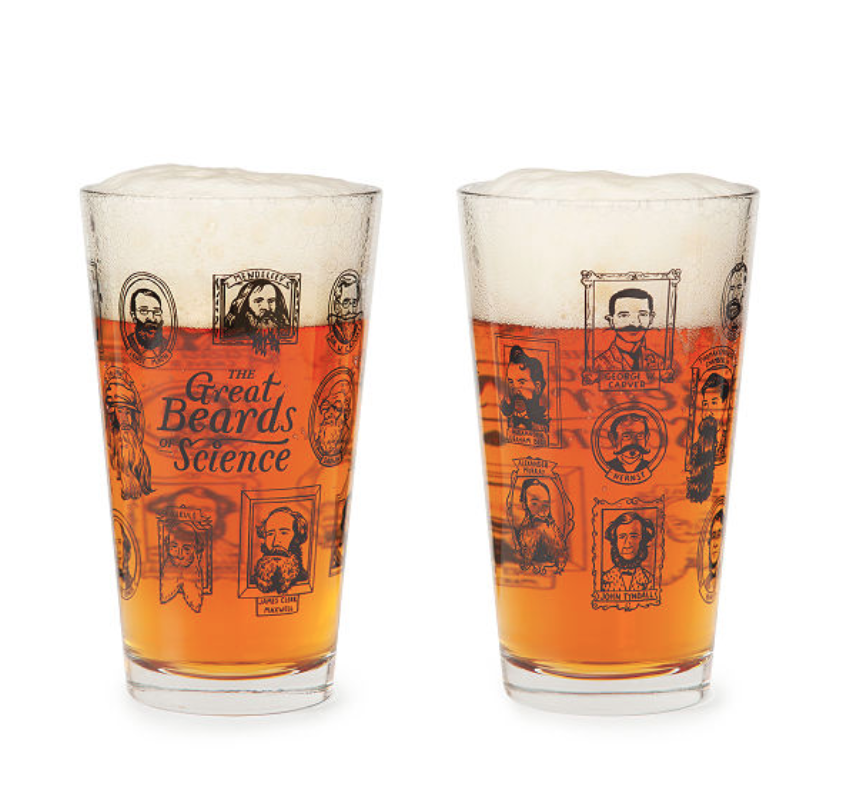 gifts-for-nerds-beards-of-science-pint-glass
