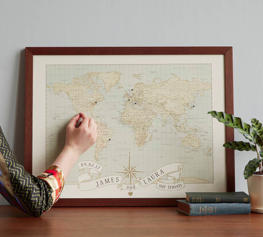 anniversary-gifts-for-him-pushpin-map