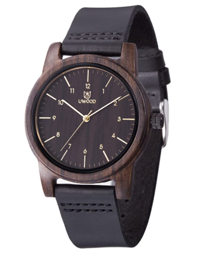 gifts-for-18-year-old-boys-wood-watch