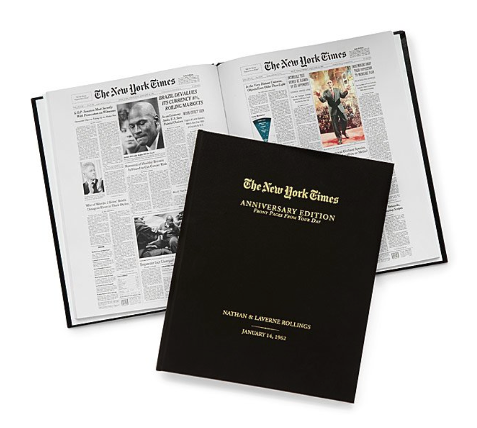 anniversary-gifts-for-him-new-york-times-book