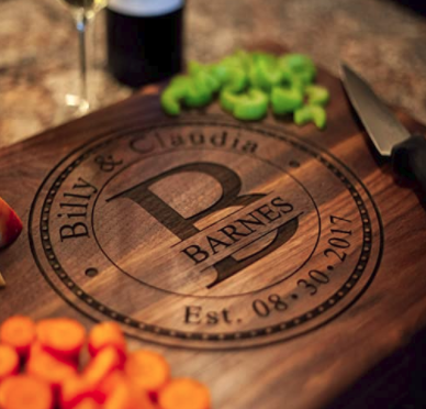 anniversary-gifts-for-him-cutting-board