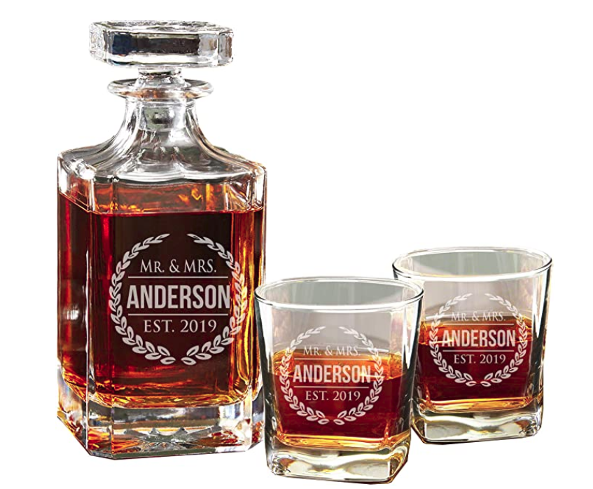 anniversary-gifts-for-him-whiskey-decanter
