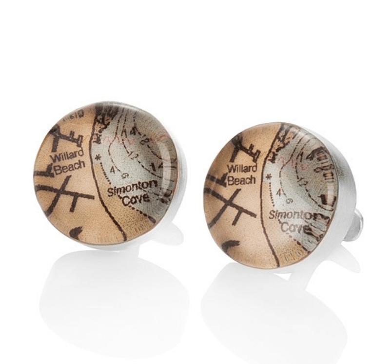 anniversary-gifts-for-him-custom-cufflinks