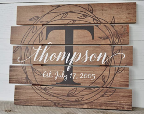 anniversary-gifts-for-him-rustic-monogram