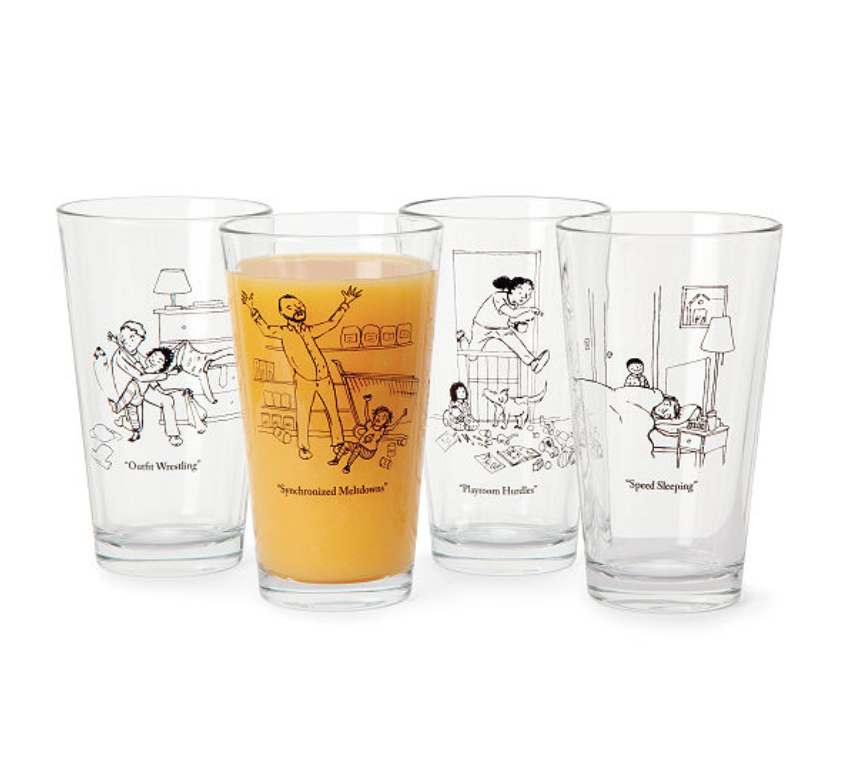 anniversary-gifts-for-him-parenting-pint-glasses