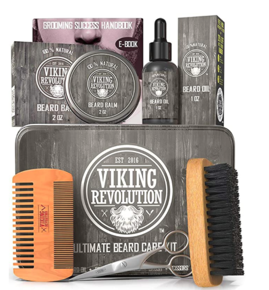 anniversary-gifts-for-him-beard-care-kit