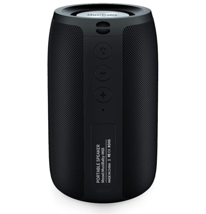 gifts-for-18-year-old-boys-bluetooth-speaker