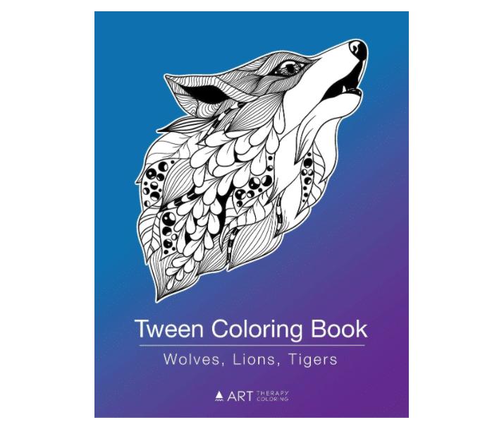 teen-boys-stocking-stuffers-wolf-coloring-book