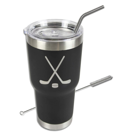 hockey-gifts-stainless-steel-tumbler