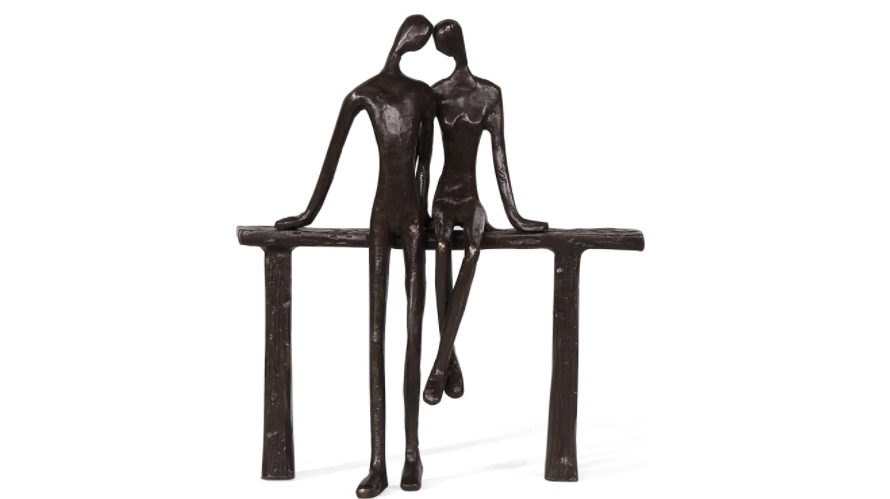bronze-anniversary-gift-sculpture