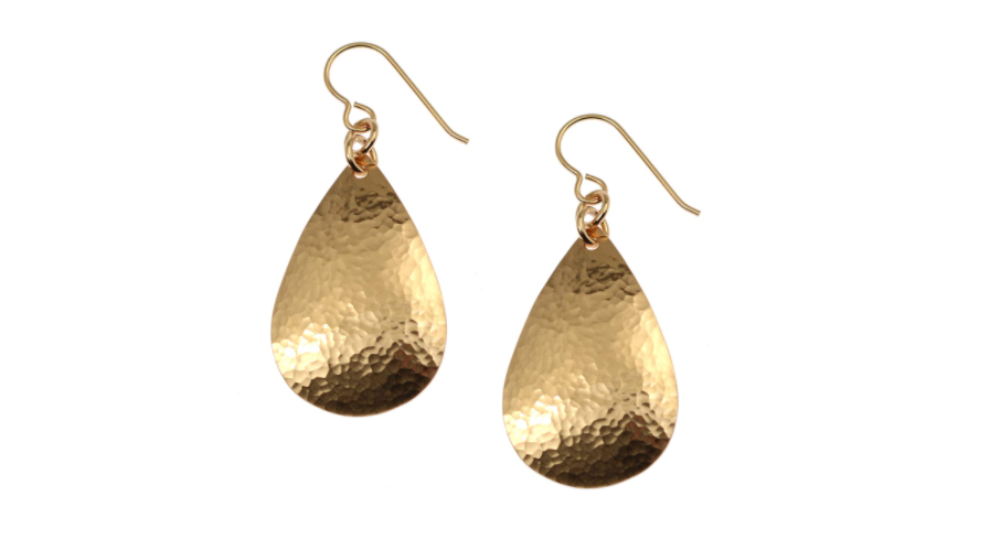 bronze-anniversary-gifts-earring