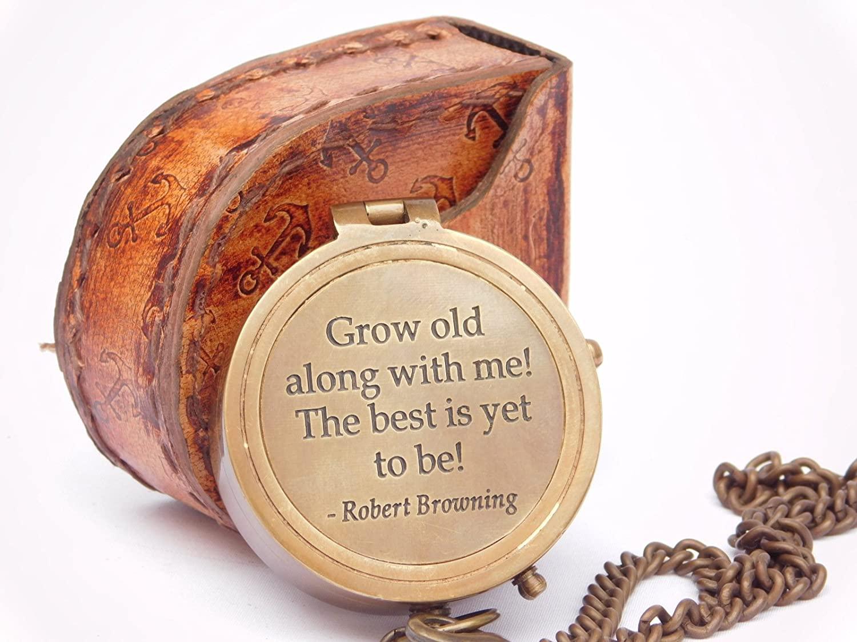 bronze-anniversary-gifts-compass