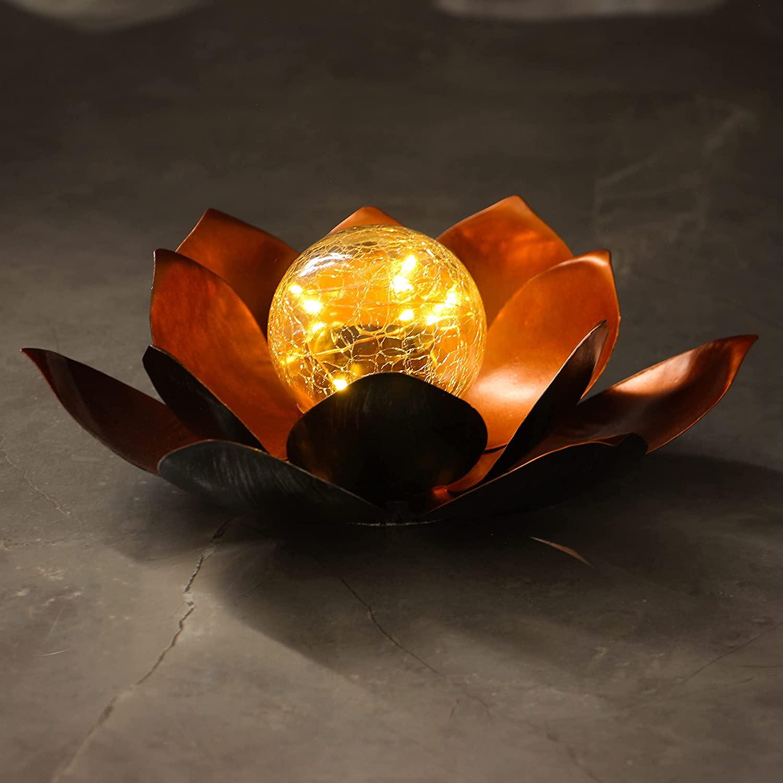bronze-anniversary-gifts-flower
