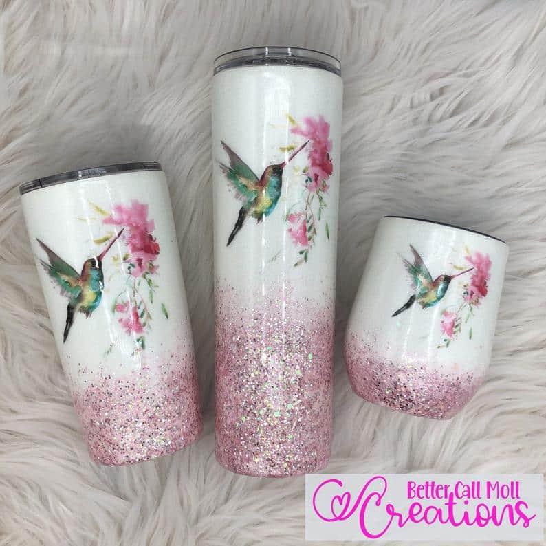hummingbird-gifts-tumbler