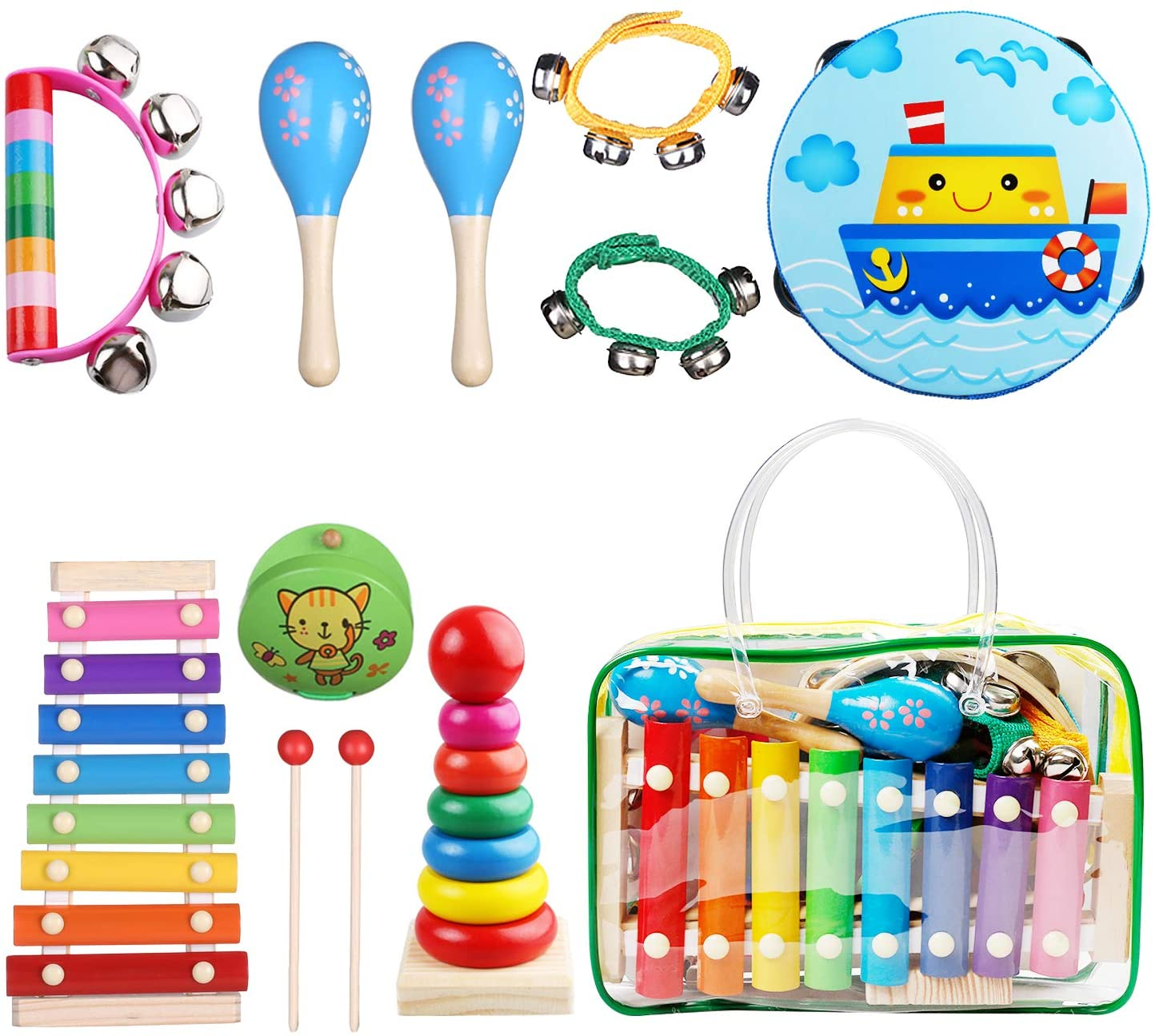 best-baby-boy-gifts-for-baby-boys-ages-0-2-toddlers-musical-instruments