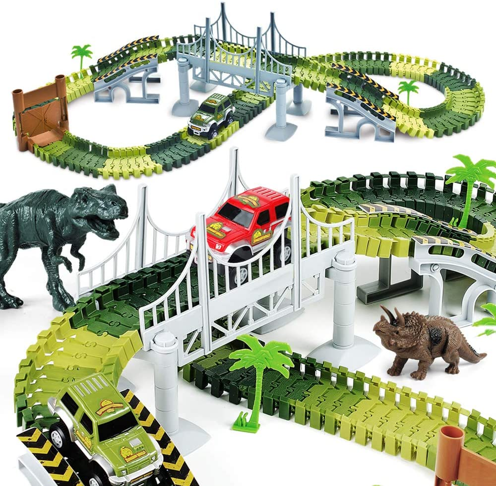 best-baby-boy-gifts-for-baby-boys-ages-0-2-dino-kids-race-car-track
