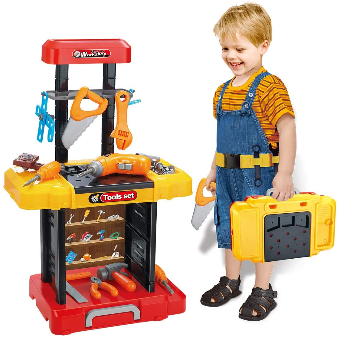 best-baby-boy-gifts-for-baby-boys-ages-0-2-kids-tool-bench