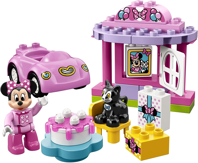 2-year-old-girls-minnies-birthday-party-duplo-blocks