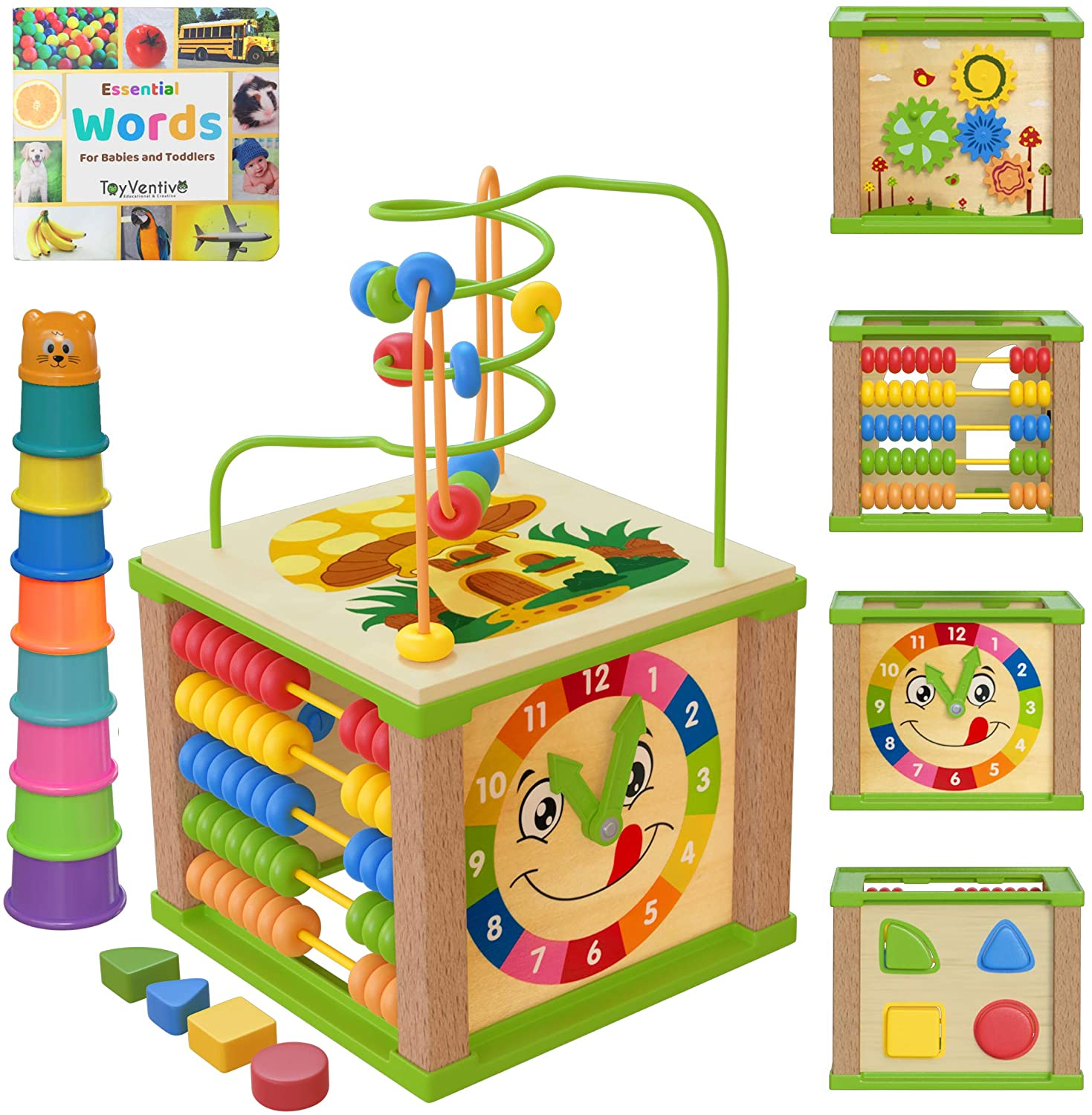 best-baby-boy-gifts-for-boys-ages-0-2-wooden-activity-cube