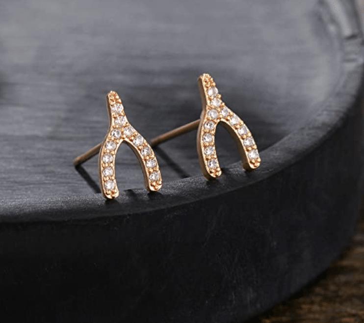 good-luck-gifts-wishbone-earrings