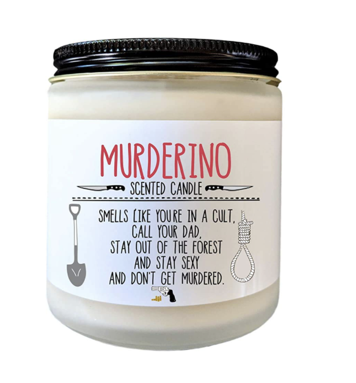 true-crime-gifts-candle