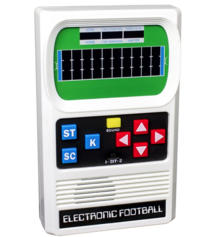 football-gifts-electronic-game