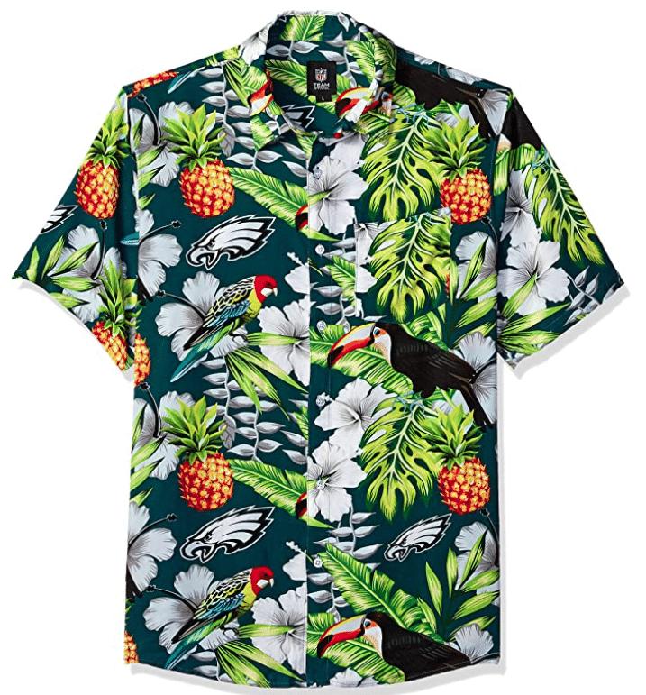 football-gifts-floral-shirt