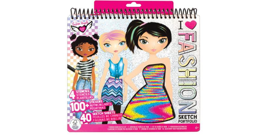 gifts-for-11-year-old-girls-sketch-book