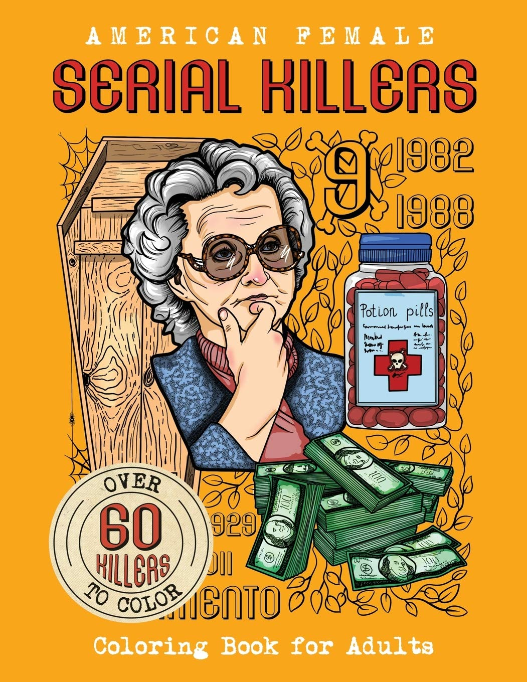 true-crime-gifts-coloring-book