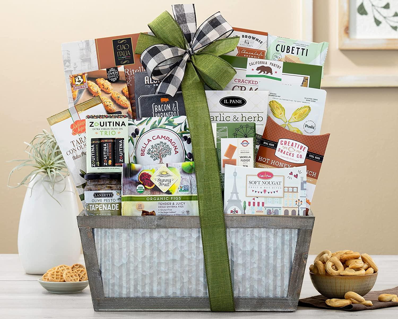 new-mom-gift-basket-gourmet-food