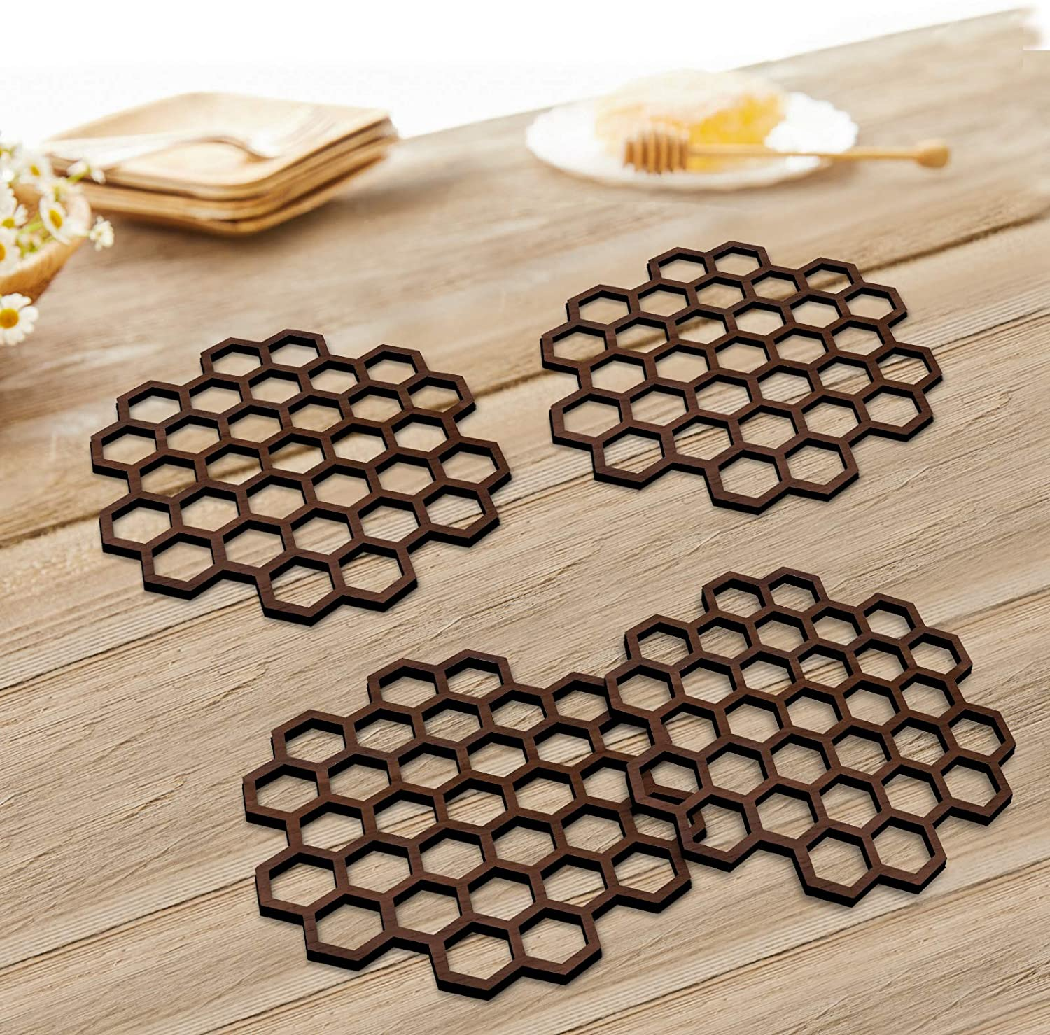 bee-lover-gifts-honeycomb-coasters