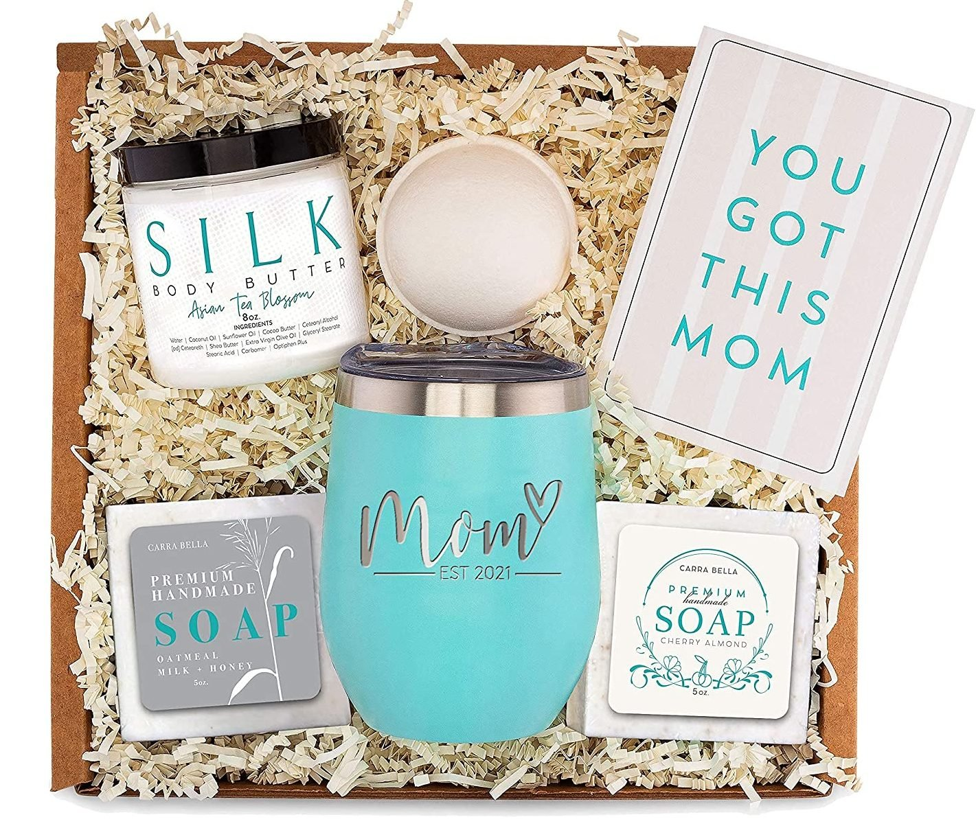 new-mom-gift-basket-wine-spa