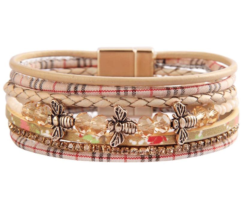 bee-lover-gifts-honey-bee-bracelet