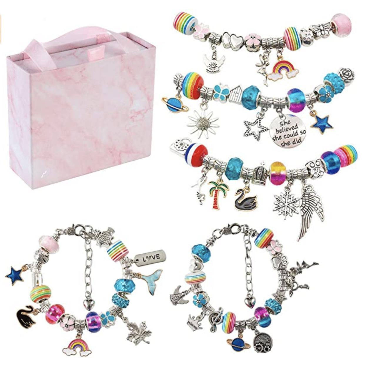 stocking-stuffer-ideas-for-kids-charm-bracelets