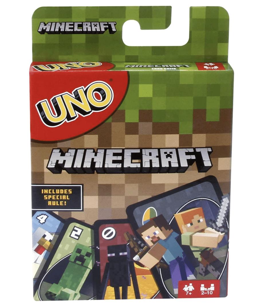 stocking-stuffer-ideas-for-kids-uno-minecraft