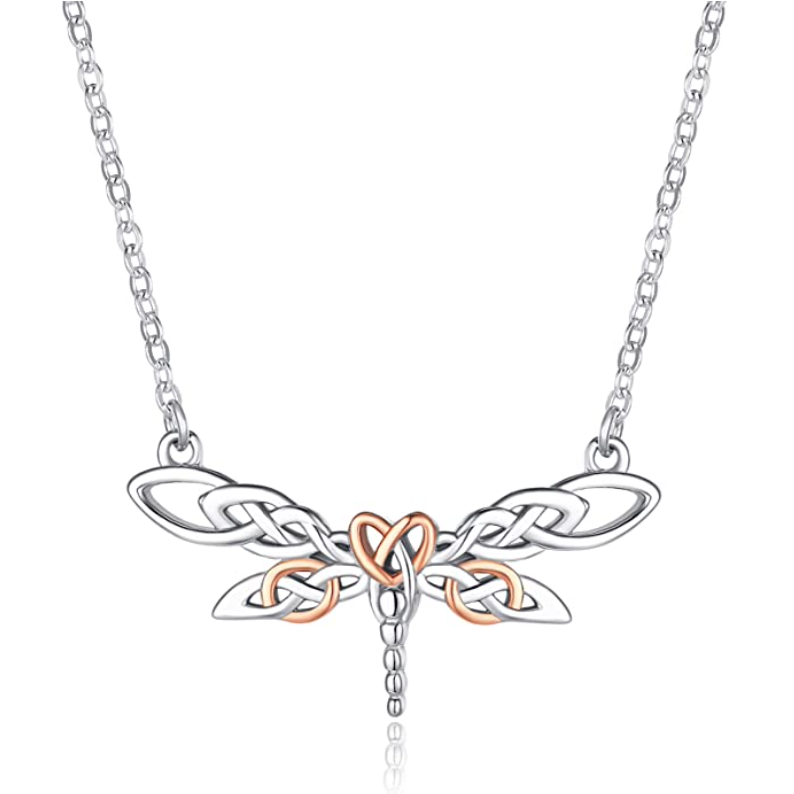 dragonfly-gifts-celtic-knot-dragonfly-necklace