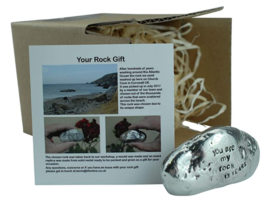 13th-anniversary-gifts-you-are-my-rock