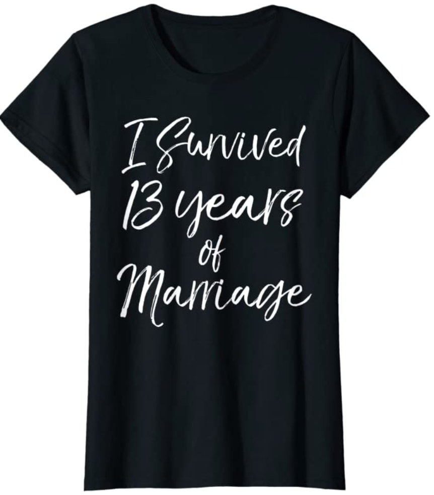 13th-anniversary-gifts-i-survived-13-years-t-shirt