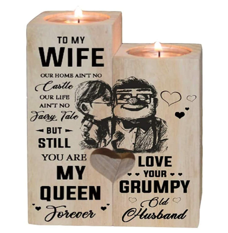 13th-anniversary-gifts-candle-holder