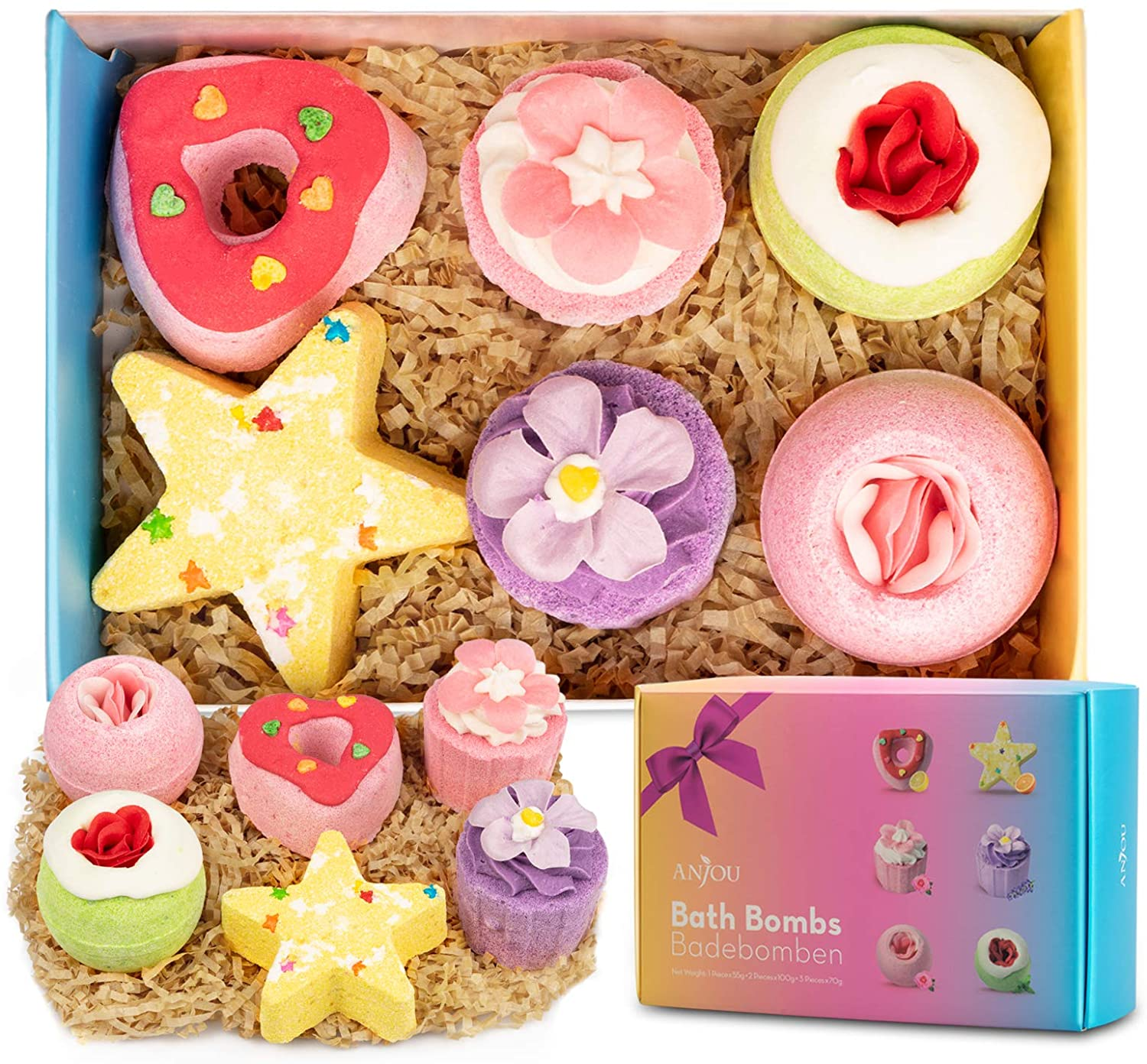 gifts-for-14-year-old-girls-bath-bombs