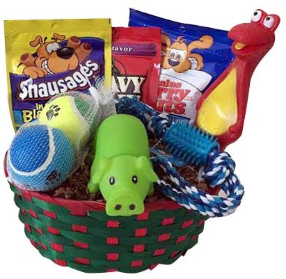 housewarming-gift-basket-dog-treats