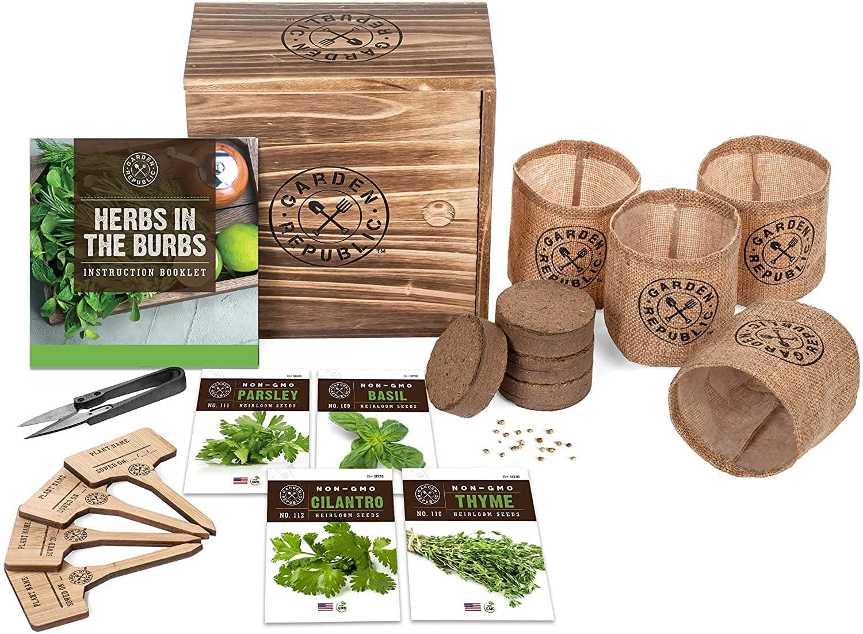 housewarming-gift-basket-herbs